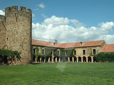 Casa fuerte de San Gregorio.