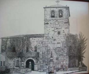 Iglesia de Santa Lucía.